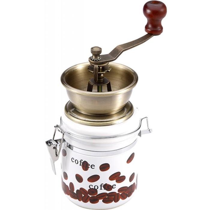 Кофемолка Wellberg, корпус керамика