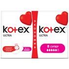 Kotex прокладки Ultra Dry Super с крыл. 16 шт.