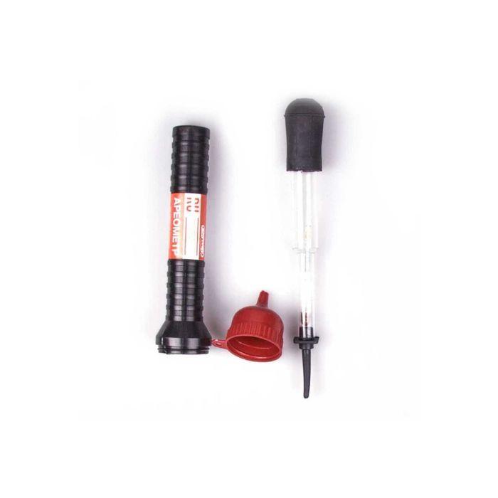 Ареометр SKYWAY, для электролита и тосола в тубе