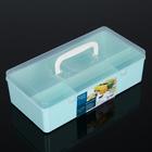 Ящик для хранения мелочей Полимербыт, цвет МИКС - фото 308333216