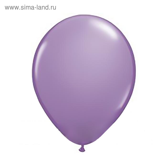 """Шар латексный 5"""", пастель, лиловый 100 шт. Q"""