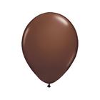 """Шар латексный 11"""", пастель, набор 100 шт., цвет шоколадный - фото 210991973"""