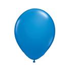 """Шар латексный 16"""", пастель, набор 50 шт., цвет синий"""