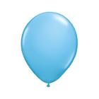 """Шар латексный 16"""", пастель, набор 50 шт., цвет голубой - фото 142551154"""