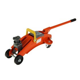 Airline rolling jack, 2 t, lifting height 125-320 mm.