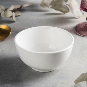 Салатник толстостенный 12,5х12,5х6,5 'White Label' Ош