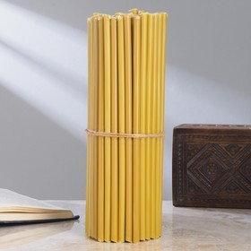 Свечи парафин церковные № 20, упаковка 2кг
