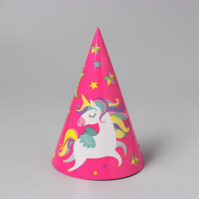 """Paper cap """"Unicorn Kid"""" , 16cm"""