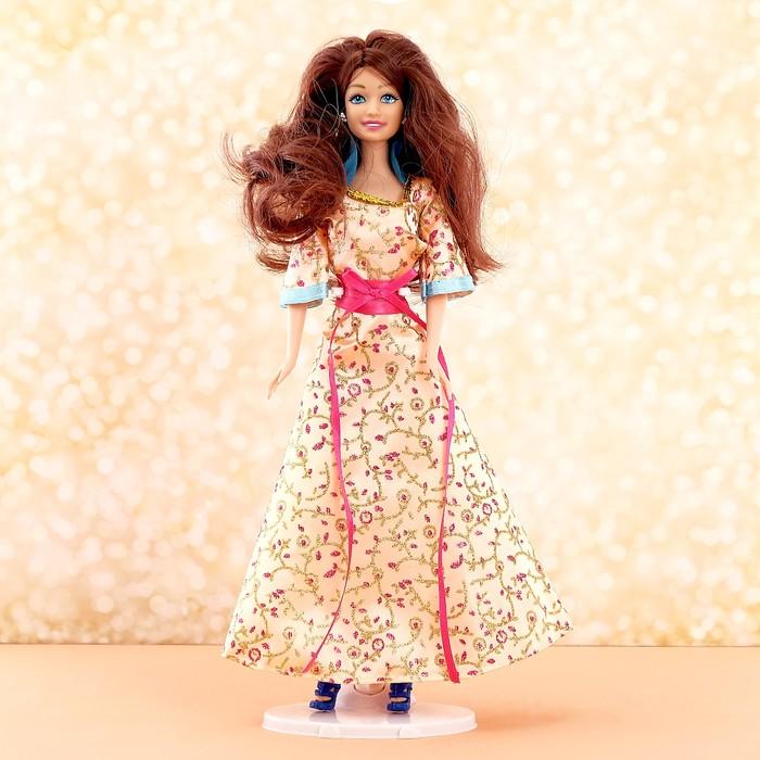 """Кукла модель """"Оля"""" с длинными волосами, МИКС"""