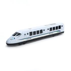 Поезд инерционный «Сокол», цвета МИКС