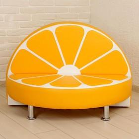 Мягкий диван «Лимон»