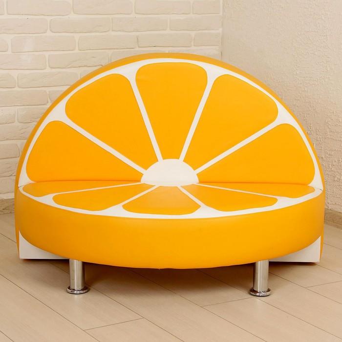 """Мягкий диван """"Лимон"""""""