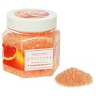 """Соль для ванн """"Чудесной доченьке"""" с ароматом сицилийского апельсина"""