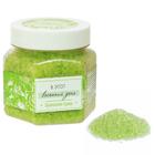 """Соль для ванн """"В этот весенний день"""" с ароматом прованских трав"""