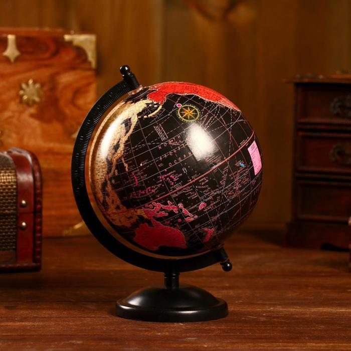 """Сувенир глобус """"Космос"""" 15х15х23 см"""