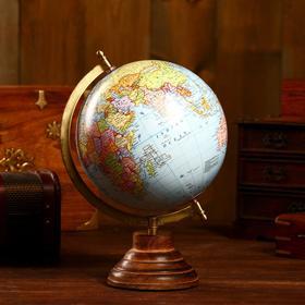 """Сувенир глобус """"Классика"""" 22х22х32,5 см"""