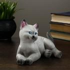 "Фигура ""Котята Ребята"" серый 12х14х16 см"