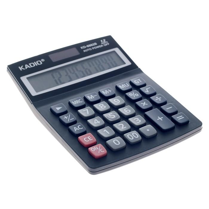Калькулятор настольный, 12-разрядный, 8882B - фото 515416795