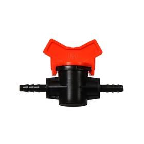 Клапан регулирующий, 5 мм — 5 мм, под капельный полив Ош