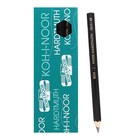 Карандаш утолщенный чернографитный ОК Jumbo Black Star 1820 4B, 10 мм