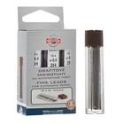 Грифели для механических карандашей 0.5 мм K-I-N 4152 2Н, 12 штук футляр