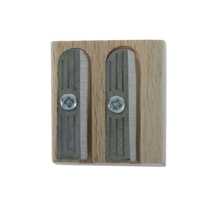 Точилка деревянная Koh-I-Noor 9095/33, 8+11 мм