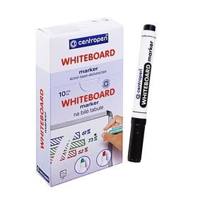 Маркер для доски Centropen 8559, 2.5 мм, чёрный