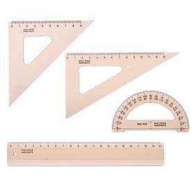 Набор геометрический малый K-I-N, дымчатый