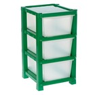 зелёный/прозрачный