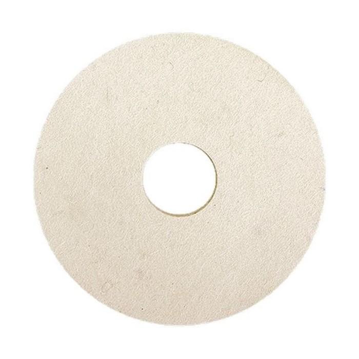 Круг полировальный MATRIX, из натурального войлока, 125 х 20 х 32 мм