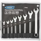 Набор ключей GROSS, комбинированных 8-19 мм, 8 шт., CrV, холодный штамп