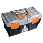 """Ящик для инструмента STELS, 500 × 260 × 260 мм, 20"""", пластик"""