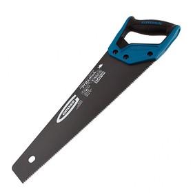 Ножовка по дереву GROSS PIRANHA, 400 мм, 11-12 TPI ,заточка 3D, калёный зуб