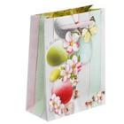 Пакет ламинированный вертикальный «С Пасхой!», S 11 × 14 × 5,5 см