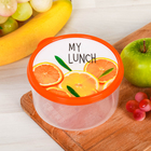 """The lunch box """"MY LUNCH"""", 500 ml"""