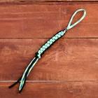 Темляк из паракорда, тактический, МИКС, 22х1,5 см