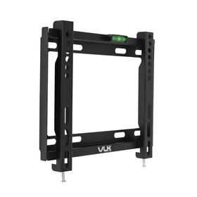 """Кронштейн VLK TRENTO-35. для ТВ, фиксированный, 15-48"""", 28 мм от стены, черный"""