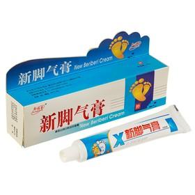 Фитокрем New Beriberi Cream от грибка и потливости ног, 25гр. Ош