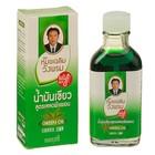 Жидкий фитобальзам для тела Green Oil, 20 мл