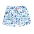 Трусы-боксеры для мальчика, рост 152-158 см, цвет голубой CAJ 1364