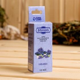 "Эфирное масло ""Лаванда"", флакон-капельница, аннотация, 10 мл, ""Добропаровъ"" - фото 1634514"