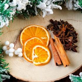 Набор ассорти (корица, бадьян, апельсин, ягоды декоративные) Ош