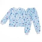 Пижама детская, рост 92 см, цвет микс пн10001_М