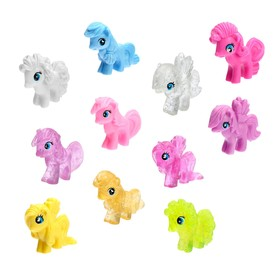 "A set of ""Pony"" , a set of 12 PCs, MIX"