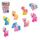 "Pony ""Lala"" with accessory MIX"