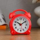 """Alarm clock """"Classics"""", two calls, 9х8 cm mix"""