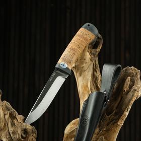"Нож ""Лиса"", рукоять береста"