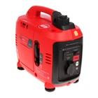 Генератор инверторный FUBAG TI 700, 220В, 0.7/0.8 кВт, 220 В, 1.7 л, ручной старт