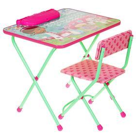 Набор мебели «Disney 1. Доктор Плюшева», мягкий стул, 1,5 – 3 лет