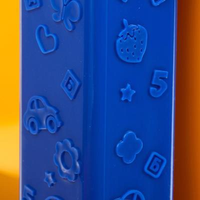 Система модульного хранения №11, цвет синий, 3 секции